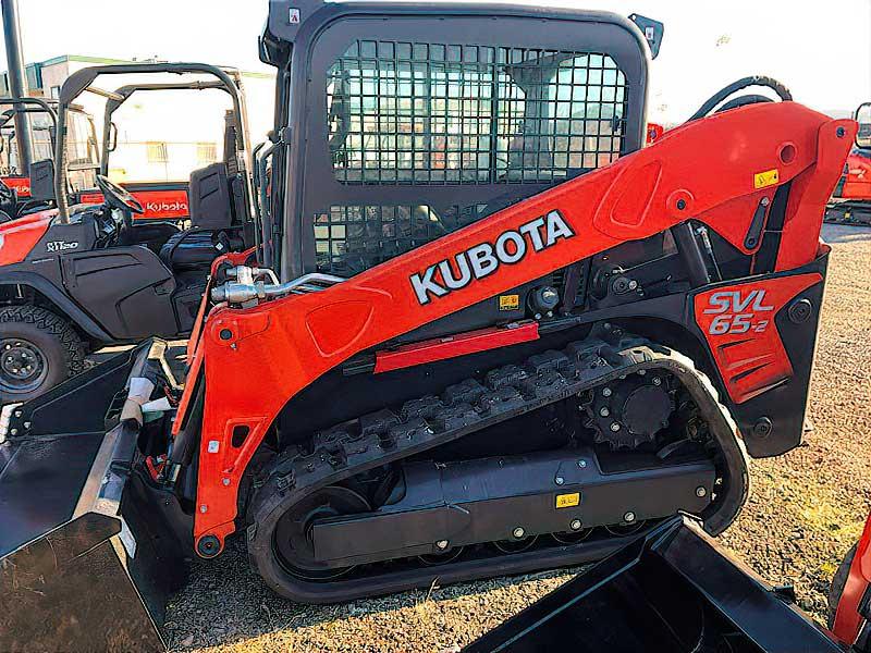 Rental: Kubota SVL65 Track Loader